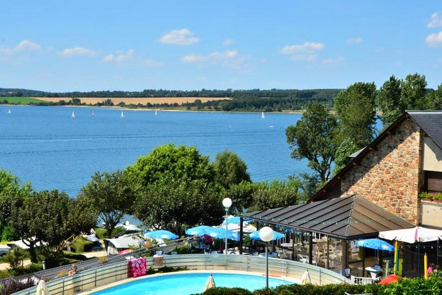 Location Chalet 3 Pièces 5 Personnes - Camping Beau Rivage****-2