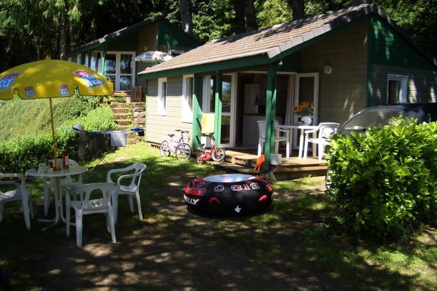 Location Chalet 3 Pièces 5 Personnes - Camping Beau Rivage****-1