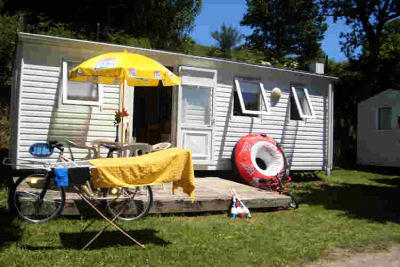 Location Mobil Home Classic 3 Pièces 4 Personnes - Camping Beau Rivage****-1