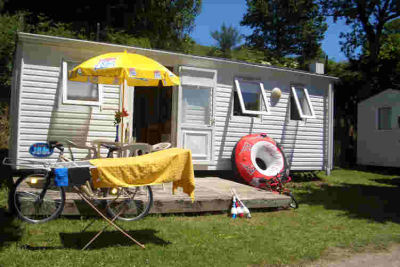 Location Mobil Home Classic 4 Personnes - Camping Beau Rivage****-1