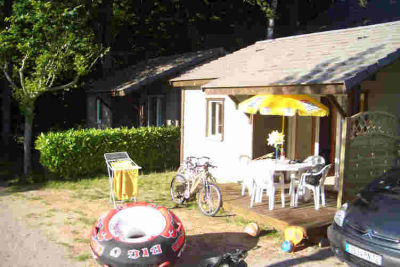 Location Chalet Bastidon 5 Personnes - Camping Beau Rivage****-1