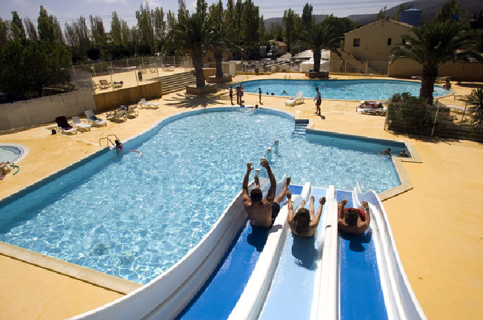 Location vacances Camping L\'Europe**** - Vic la Gardiole-2