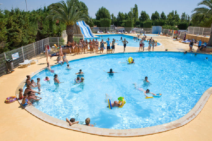 Location vacances Camping L\'Europe**** - Vic la Gardiole-4