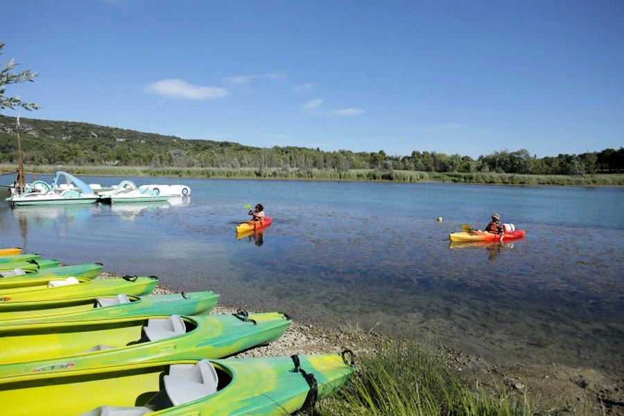 Camping pr s du verdon quinson s jour pas cher for Camping gorge du verdon avec piscine
