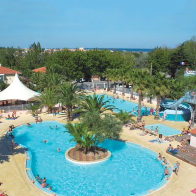 Camping le floride port barcares s jour pas cher - Camping vacaf port barcares ...