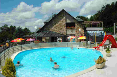 Location vacances Camping Beau Rivage**** - Salles Curan-1