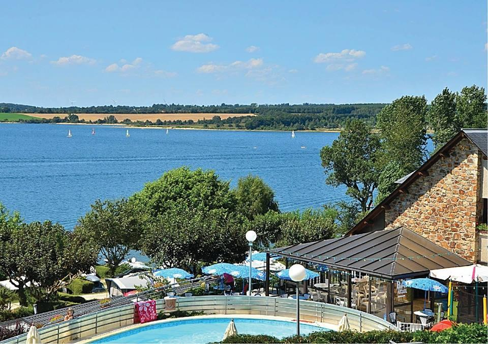 Location vacances Camping Beau Rivage**** - Salles Curan-12