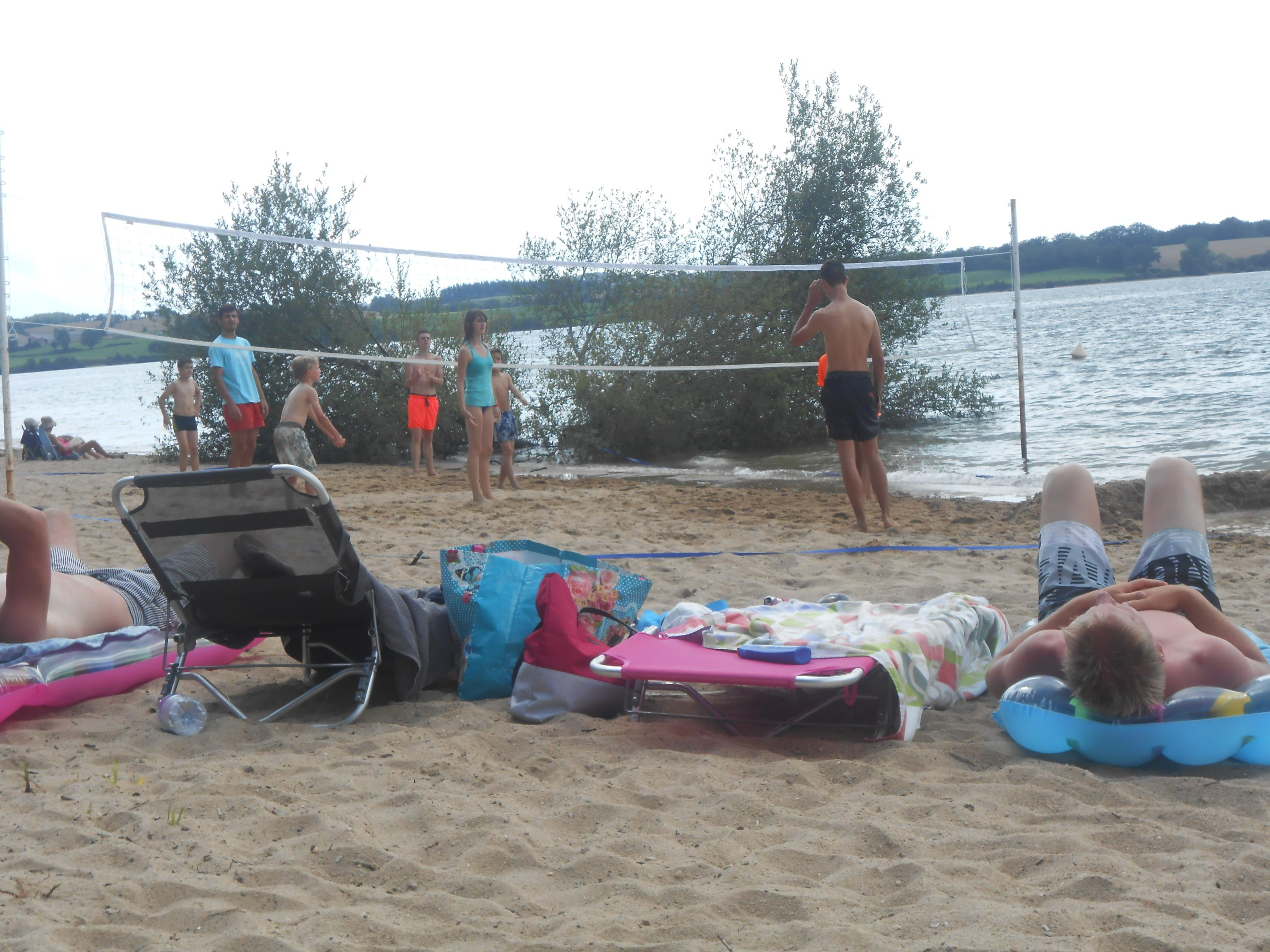 Location vacances Camping Beau Rivage**** - Salles Curan-14