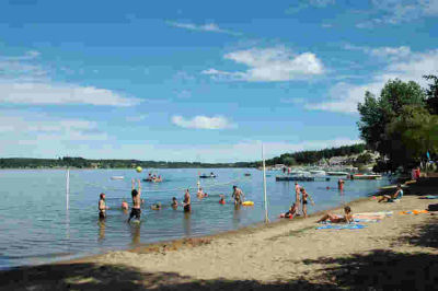 Location vacances Camping Beau Rivage**** - Salles Curan-3