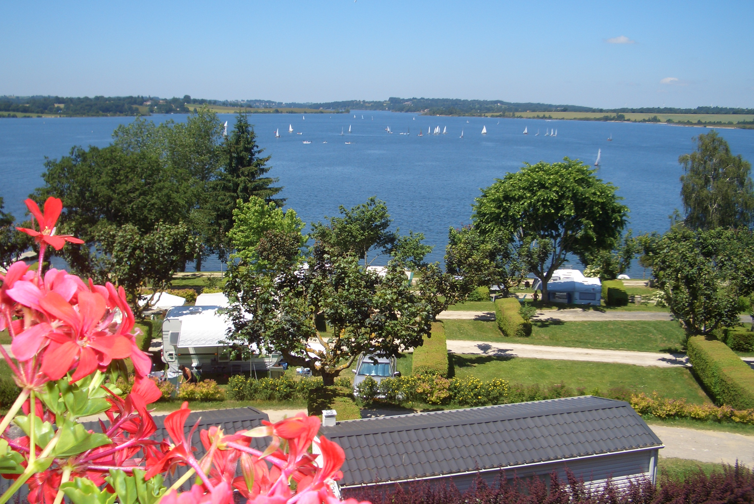 Location vacances Camping Beau Rivage**** - Salles Curan-9