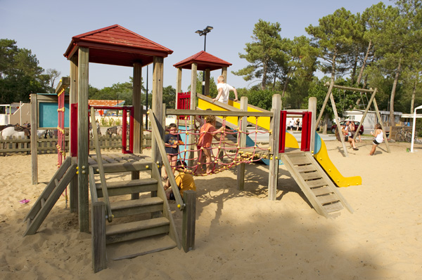 Location vacances Camping Le Boudigau **** - Labenne-4