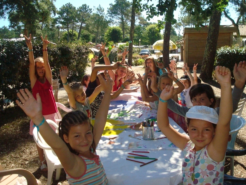 Location vacances Camping Le Boudigau **** - Labenne-5