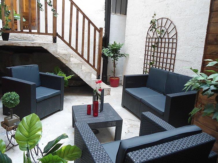 r sidence jardin en ville nantes s jour pas cher. Black Bedroom Furniture Sets. Home Design Ideas