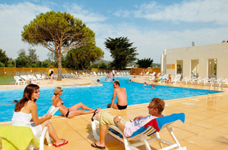 Location vacances Club Belambra Les Ayguades - Gruissan-1