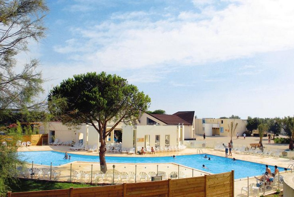 Location vacances Club Belambra Les Ayguades - Gruissan-2