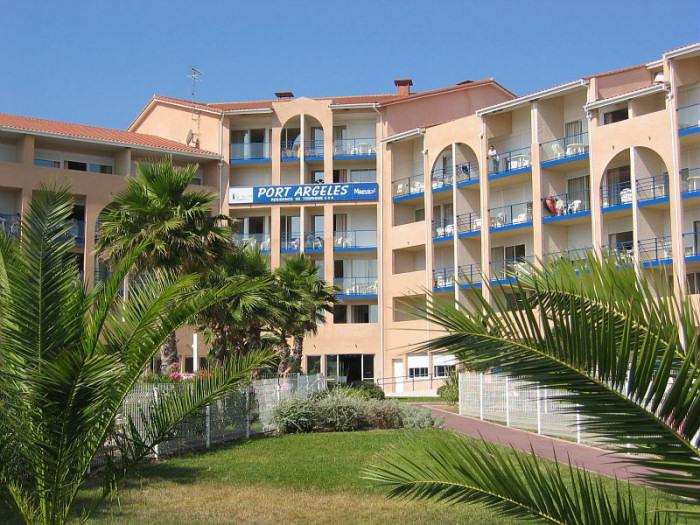 Résidence Maeva Port Argelès Argelès Sur Mer Séjour Pas Cher - Residence port argeles