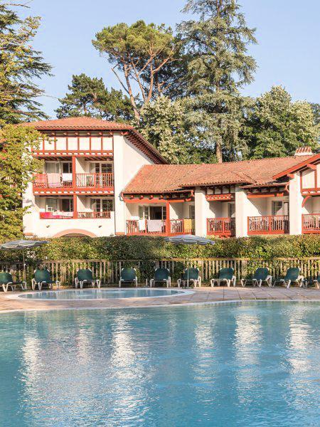 R sidence pierre vacances le parc d 39 arradoy saint - Location appartement saint jean pied de port ...